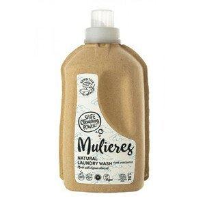 Mulieres Koncentrovaný prací gel 1,5 l - bez vůně - SLEVA - poškozená etiketa