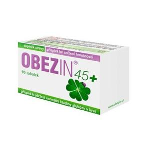 Danare OBEZIN® 45+ přípravek na hubnutí - SLEVA - POŠKOZENÁ KRABIČKA