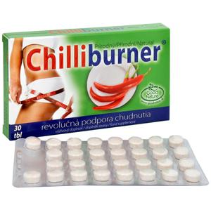 Good Nature Chilliburner 30 tbl. - SLEVA - EXPIRACE DO 30.4.2021