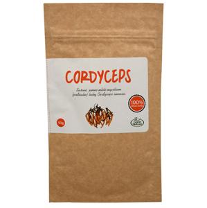Good Nature Cordyceps sinensis 50 g čisté mycélium v prášku - SLEVA - POŠKOZENÝ OBAL