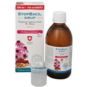 Simply You StopBacil sirup Dr. Weiss 200 ml + 100 ml ZDARMA - SLEVA - bez krabičky