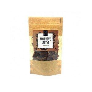 Natu Kokosové chipsy kakao BIO 70 g - SLEVA - KRÁTKÁ EXPIRACE 30.6.2021