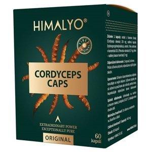 Himalyo Himalyo CORDYCEPS kapsle 60 ks - SLEVA - KRÁTKÁ EXPIRACE 1.9.2021