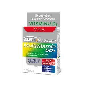 Green-Swan GS Extra Strong Multivitamin 50+, 30 tablet - SLEVA - POŠKOZENÝ OBAL