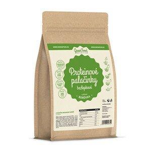 GreenFood Nutrition Proteinové palačinky bezlepkové borůvka 500 g - SLEVA KRÁTKÁ EXPIRACE 24.10.2021