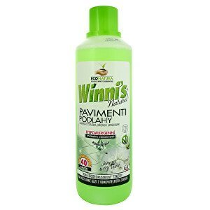 Winni´s Pavimenti čisticí prostředek na podlahy a ostatní omyvatelné povrchy 1000 ml - SLEVA - poškozená etiketa