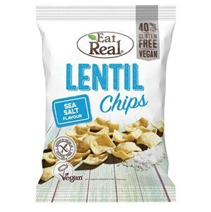 Eat Real Lentil Sea Salt 40 g - SLEVA - poškozená etiketa