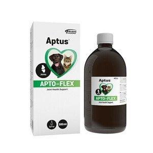 Aptus Aptus apto-flex vet sirup 500 ml - SLEVA - pomačkaná krabička