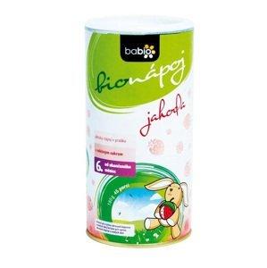 Goldim BABIO dětský bionápoj jahoda 45 porcí - SLEVA - poškozená etiketa