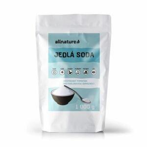 Allnature Jedlá soda 1 000 g - SLEVA - poškozená etiketa