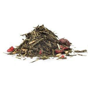 BRUSINKOVO - CITRÓNOVÝ - zelený čaj, 100g