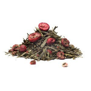SENCHA BRUSINKO - JAHODOVÁ - zelený čaj, 500g