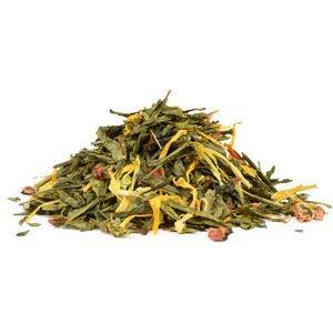 VANILKOVÁ JAHODA - zelený čaj, 1000g