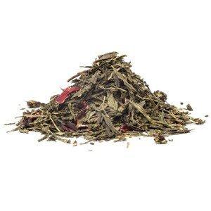 SENCHA VIŠNĚ V RUMU - zelený čaj, 500g