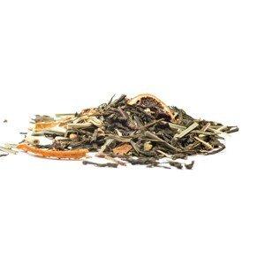 MAGICKÝ ZÁZVOR S CITRÓNEM - zelený čaj, 100g