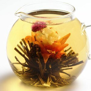 ZLATÝ VALOUN - kvetoucí čaj, 1000g