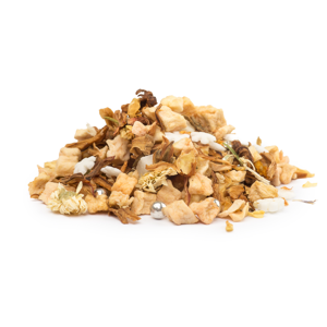 BÍLÝ DRAHOKAM - ovocný čaj, 1000g