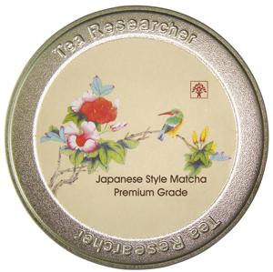 MATCHA TIN PREMIUM GRADE 40g - zelený čaj