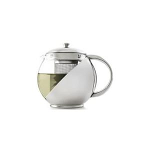Skleněné konvice na čaj