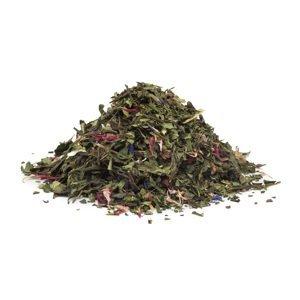 SENCHA S KONOPÍM A SPORÝŠEM - zelený čaj, 100g