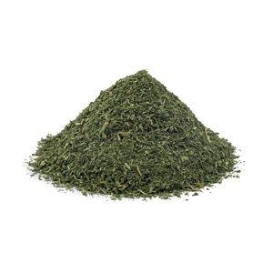 KONOPNÝ PRÁŠEK Z LISTŮ SANTICA - CBD 290 mg/kg  , 250g