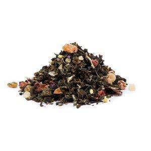 ČERVENÝ RYBÍZ S JAHODOU - bílý čaj, 500g