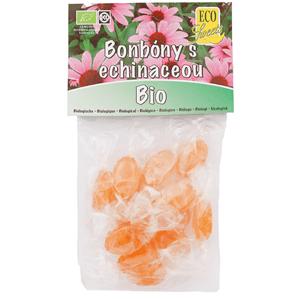 The Organic Factory B.V. Bonbóny s echinaceou bez cukru BIO 75 g