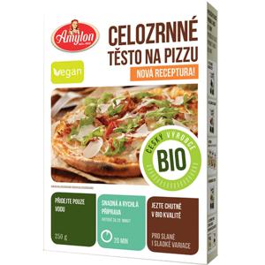Amylon, a.s. Celozrnná pizza v prášku BIO 250 g