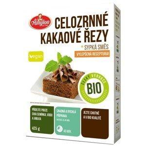 Amylon, a.s. Celozrnné kakaové řezy sypká směs BIO 425 g