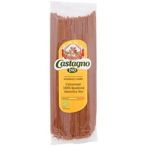 CASTAGNO BRUNO s.a.s. Celozrnné 100% špaldové těst. (ŠPAGETY) BIO 500 g
