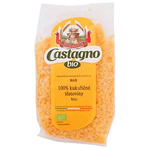 CASTAGNO BRUNO s.a.s. 100% Kukuřičné těstoviny (STELLINE) BIO 250 g