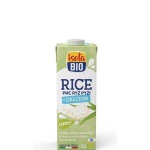 ABAFOODS S.r.l. Rýžový nápoj s vápníkem Isola BIO 250 ml
