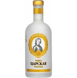Carskaja vodka Vodka Carskaja Gold 40% 0,7l