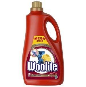Woolite Extra Color protection tekutý prací prostředek 3,6l