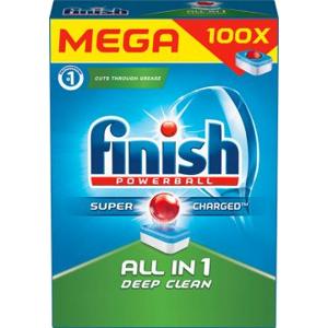 Finish All in 1 tablety do myčky 100 ks