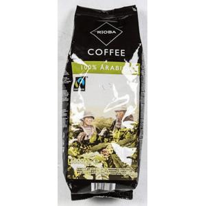 Rioba Fair Trade 100% Arabica zrnková káva 1 kg
