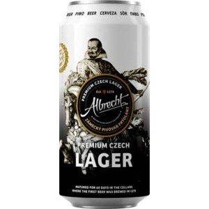 Albrecht Pivovar Albrecht Premium Czech Lager 0,5l