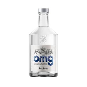 Žufánek OMG Gin 45% 0,5l