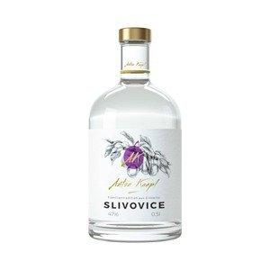 Anton Kaapl Slivovice 47% 0,5l