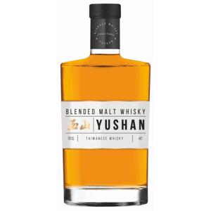 Yushan Blended Whisky 40% 0,7l