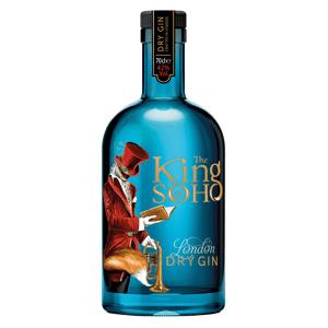 King Of Soho gin 42% 0,7l