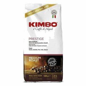DeLonghi Kimbo Kimbo Espresso Bar Prestige zrnková Káva 1kg