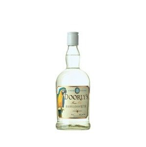 Doorly's White rum 40% 0,7l