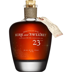 Kirk and Sweeney 23 y.o. 40% 0,7l