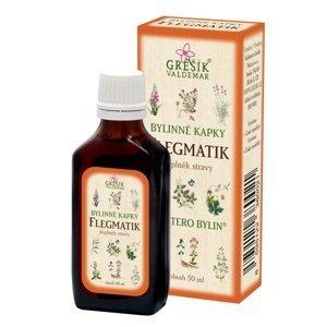 Grešík Flegmatik, bylinné kapky 50 ml