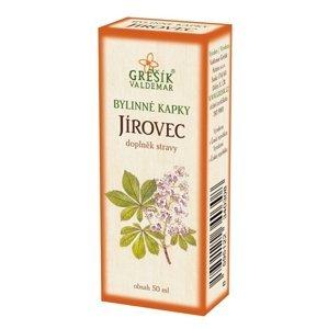 Grešík Jírovec, bylinné kapky 50 ml