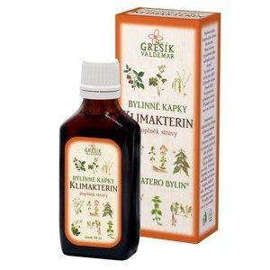 Grešík Klimakterin bylinné kapky 50 ml