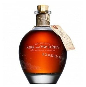 Kirk and Sweeney 12 y.o. Reserva 40% 0,7l