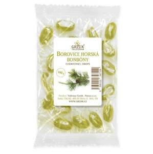 Borovice horská bylinné bonbóny 100 g