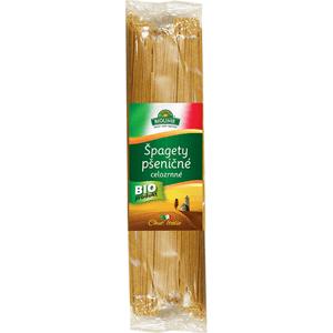 PRO-BIO, obchodní společnost s r.o. BIOLINIE Špagety pšeničné celozrnné BIO 500 g